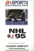 ## SEGA Mega Drive - NHL Hockey 95 - TOP / MD Spiel ##