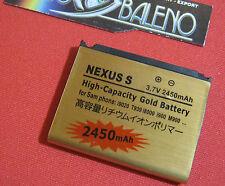 Batteria 2450Mah pr SAMSUNG OMNIA 2 GT i8000 GALAXY i7500 POTENZIATA MAGGIORATA