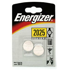 Energizer 4 Pilas Litio CR2025 3 V