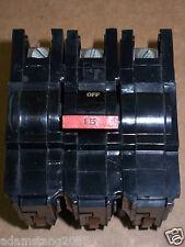 FPE federal pacific na na315 3 pole 15 amp 240v circuit breaker