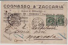 #TORINO: testatina- COGNASSO & ZACCARIA- colori-vernici-inchiostri