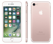 Apple iPhone 7 - 32GB-Teléfono inteligente Desbloqueado Sim Libre De Oro Rosa de grado A