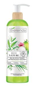 Bielenda Eco Nature Coconut Water Green Tea Lemon Grass Matting Face Washing Gel
