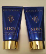 BLACK PEARL MEN PRE- SHAVING GEL & VALOUR AFTER SHAVE BALM