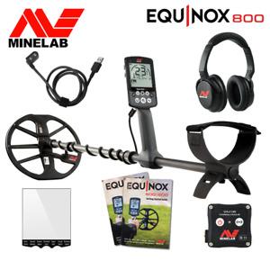 Minelab Equinox 800 Multifrequenz Metalldetektor