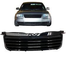 DEBADGED BLACK BONNET GRILL FOR VW PASSAT 3BG MODEL 9/2000-2005 MODEL NICE GIFT