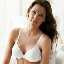 SALE!!! Hanes Her Way Bra with Concealing Petals - Style G511 White 40DD