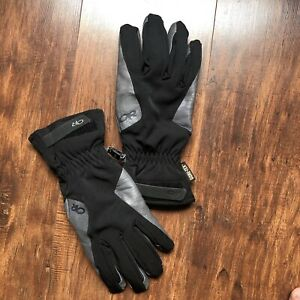 Outdoor Research Prophet Gloves - Gore-Tex Lined - Black/Gray - Men's Large