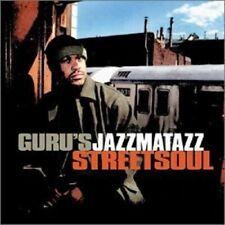 "GURU ""JAZZMATAZZ VOL. 3 - STREETSOUL"" CD NEU"