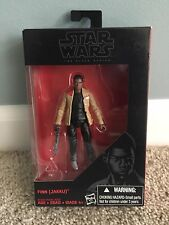 "Star Wars Black Series 3.75"" Finn Jakku Walmart Exclusive CHEAP Intl Ship"