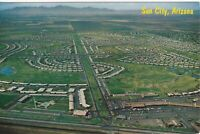 Sun City, AZ - Aerial View of Sun City - Planned Retirement Community - 1970