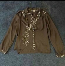 Forever 21 Button Down Blouse Size S