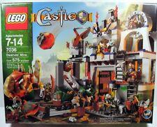 NEW SEALED LEGO Dwarves' Mine 7036 HUGE SET  575 PIECES