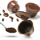 Reusable Refillable Coffee Capsules Filter Pods For Dolce Gusto Brewer Machine