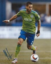 Clint Dempsey Signed 8×10 Photo Seattle Sounders FC Autographed COA B