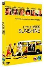 LITTLE MISS SUNSHINE Steve Carell*Alan Arkin*Greg Kinnear Comedy DVD *EXC*