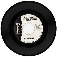 "DEE ANDREWS  ""STOP! YOU'RE HURTING MY HEART""  DEMO   NORTHERN SOUL"