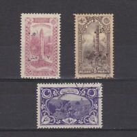 ANATOLIA TURKEY 1920, Sc# 1-4, CV $62, part set, MH/Used