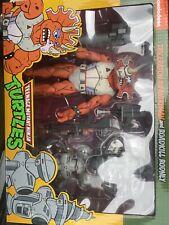 NECA Teenage Mutant Ninja Turtles 3 Pack Triceraton Infantryman & Roadkill