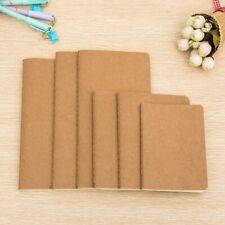 1pc cowhide paper Sketchbook Bullet journal Cute Notebook paper Weekly Planner