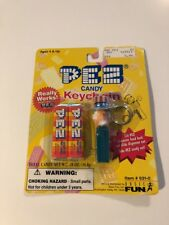 Pez Candy Keychain New sealed Elephant 1999 Basic Fun #931-0