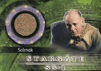 Stargate SG-1 Season Four Selmak Costume Card C7