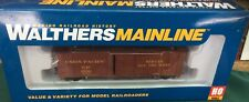 Walthers Mainline 910-2406 HO 40' Steel Boxcar Union Pacific 185050
