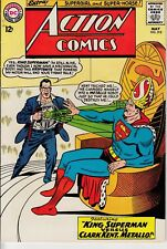 Action Comics #312 Vol 1 (1964) VFN- Silver Age DC Comics Cents Copy