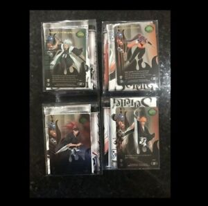 Bleach TCG Deck Tins - sealed new with promo cards and packs 1st edition