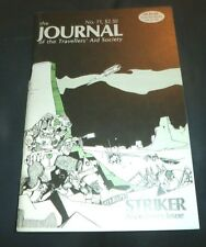 "GDW Traveller Journal #11 ""Striker Miniatures, Archaic Missile Weapons"" Mag FINE"