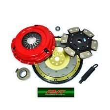 PSI RACING STAGE 3 CERAMIC CLUTCH KIT+ALUMINUM FLYWHEEL 94-01 ACURA INTEGRA B18
