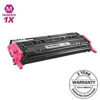 Q6003A for HP 124A Magenta Toner Cartridge Color LaserJet CM1017mfp 2600 2605dtn