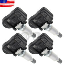 4PCS 52933-3N100 Tire Pressure TPMS Sensor for Hyundai Accent Kia 433MHz