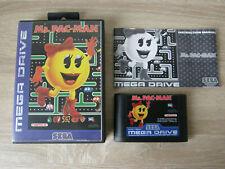 Ms. Pac-man (PAL / complete) - Sega Mega Drive - pacman