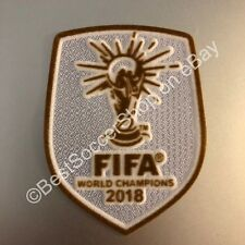 FIFA 2018 World Cup Champion- Soccer Jersey Patch - France - NEW!