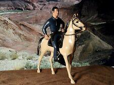 "1960's Paladin and horse, Hartland 5"" Mini series"