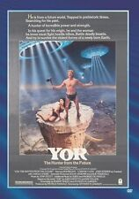 YOR: THE HUNTER FROM THE FUTURE - Region Free DVD - Sealed