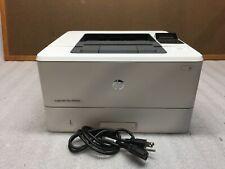 HP LaserJet Pro M402n Monochrome Printer C5F93A 5k Pages w/ Toner TESTED WORKING