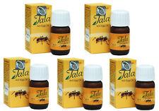 5 x 20ml Tala Ameisen Ei Eier Öl Ameisenöl Ameiseneieröl Ants Egg Oil Original