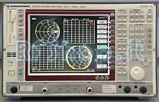 Rohde & Schwarz ZVRE opt. B21, B24 Vector Nectwork Analyzer R&S