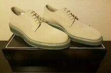 Authentic Cesare Paciotti Mens Shoes PF 43250 Ivory Size 6 (7 US) Made In Italy