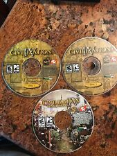 Civilization IV and Civilization IV Warlords PC Game