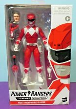 SHFiguarts Bandai Power Rangers Red Lightning Collection Japan Figure in Box