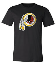 Washington Redskins Distressed NFL Team logo shirt S-5XL!!