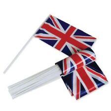 5 Union Jack Hand Waving Flags Harry Meghan Royal Wedding Party Celebrations
