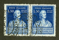 Italy Stamps # 527 VF USED