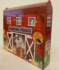 Farmyard Friends 15 Book Collection (little Tiger Press 2018)
