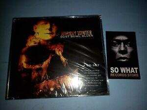 JOHNNY WINTER - DUST BOWL BLUES. BOX 4 CD NEW SEALED