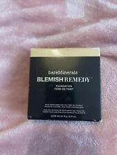 bareminerals Blemish Remedy Foundation Clearly Pearl 02 6g Ex Salon Mark On Box
