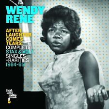 Wendy Rene - After Laughter Comes Tears: Complete Stax & Volt S [Vinyl New]